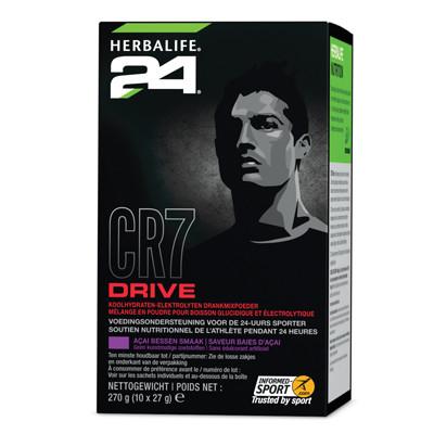 CR7 Drive - Açai bessen smaak (10 zakjes à 27 gr)