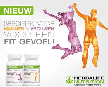 Formula 2 - Vitaminen & Mineralen Complex voor Vrouwen of Mannen