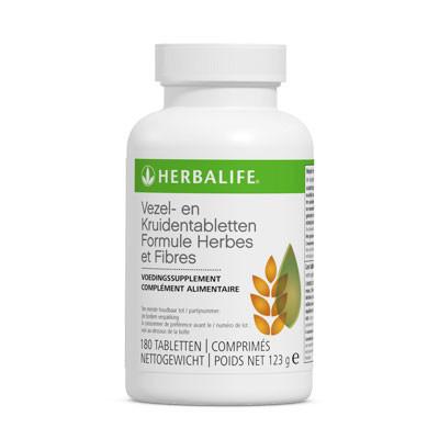 Herbalife® vezel- en kruidentabletten
