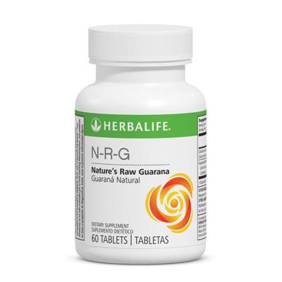 N.R.G. Tabletten (Guarana)